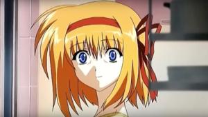 芙蓉楓のアニメ絵