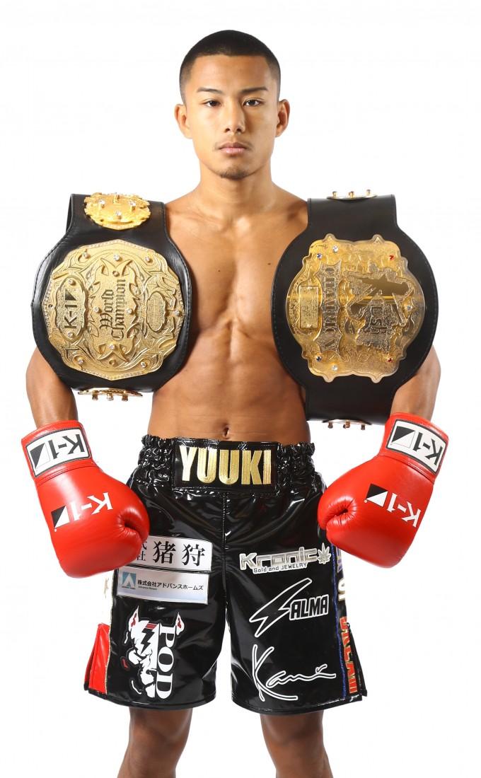 江川優生選手の写真