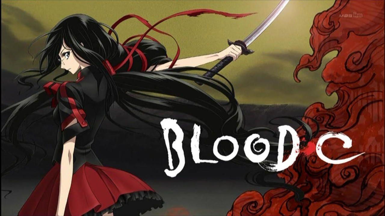 アニメ:BLOOD-Cのイラスト